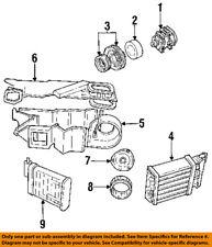 CHRYSLER OEM-Blower Motor 5015865AA