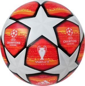 Adidas Finale 19 Madrid 350g Kinder Junior Jugend Fußball Ball Champions League