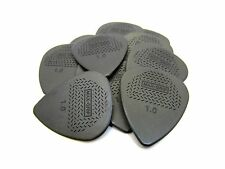Dunlop Guitar Picks  12 Pack  Nylon Max-Grip  1.00mm