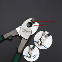 160mm/210mm Cable Stripper Cutter Carbon Steel Electrical Wire Rope Pincer Tools