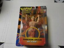 1998 vintage WCW Wrestling Forearm Smash Ric Flair SEALED in package