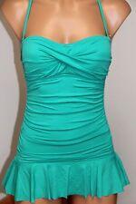 New Ralph Lauren Swimsuit Skirt Bikini 1 piece Size 4 LAG