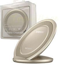 Samsung Original EP-NG930 wireless induktive Ladestation GOLD Ladeplatte S7 S8