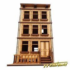 Ttcombat-ciudad Scenics-DCS066-Brownstone B, Ideal Para Batman