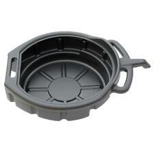 16 Litre Oil Drain Pan Engine Gearbox Coolant Fuel Diesel Bucket Car Motor 16L