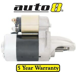 Starter Motor to Suit Nissan Pulsar N15 1.6L Petrol 1995 to 2000 Manual Only