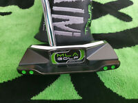 "MLA TOUR SERIES CLASSIC FULL MILLED PUTTER 34"" MINT"