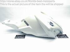 MV Agusta F3 675 Brutale (1) 13' White fuel Petrol tank  Benzintank Kraftstoffta
