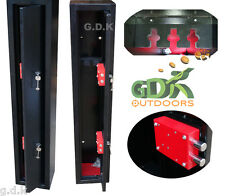 GDK, 3 GUN CABINET, SHOTGUN, RIFLE CABINET, SAFE,BS7558/92, POLICE APPROVED HB3G