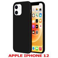 """Handy Schutzhülle Für Apple iPhone 12 6.1"""" A2403 Ultra Dünne Weiche Silikon Matt"""