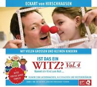 ECKART VON HIRSCHHAUSEN & RALPH CASPERS - IST DAS EIN WITZ? VOL.4 CD NEU