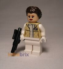 Lego Princess Leia From Set 7879 Hoth Echo Base Star Wars Blaster Sw346