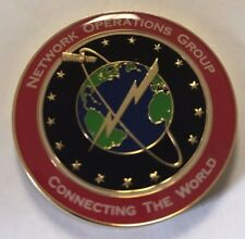 USAF US Air Force Network Operations Group Presented By The Commander