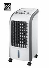 Refroidisseur d'air Ventilateur Portable, 4 L Réservoir d'eau avec glacières, haute efficacité du Refroidissement