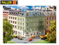 Faller N 232313 Stadteckhaus mit Kneipe - NEU + OVP