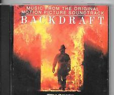 CD ALBUM BOF/OST 10 TITRES--BACKDRAFT--HANS ZIMMER
