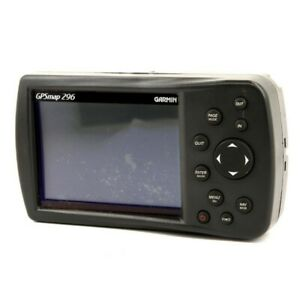 Used Garmin GPSmap 296 Americas (updated all database) Receiver unit only #4