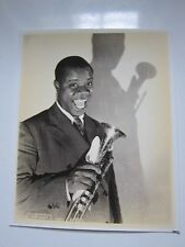 Louis Armstrong 8x10 photo
