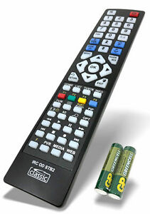 Replacement Remote Control for Kathrein UFS 940SW