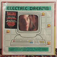 Electric Dreams SEALED ORIG soundtrack Giorgio Moroder Jeff Lynne P.P. Arnold