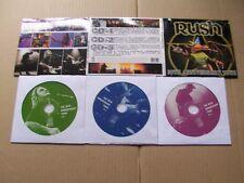 Rush, the 30th Anniversary tour triple-CD M (-) m (-) m (-)/M (-) Météore sound + rush'04