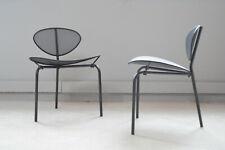 Gubi Mategot Nagasaki Chair, Designklassiker, mid century design schwarz black