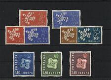CEPT EUROPA  lot aus Jahrgang 1961 postfrisch MNH ** GEMEINSCHAFT