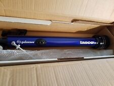 TASCO GALAXSEE 525 POWER MODEL 46-060525 -REFRACTOR TELESCOPE (MISSING STAND)
