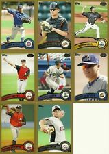 2011 Topps Pro Debut GOLD JAKE OESTER #07/50 Reds RC