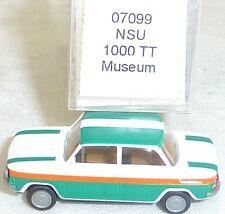 NSU 1000 TT Museum Version IMU / Euromodell 07099 H0 1/87 OVP #LL1 Å
