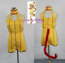 Tokyo Mew Mew Pudding Cosplay Costume include long tail
