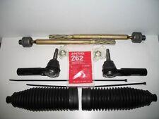 Fits 2010-15 4RUNNER Left & Right Inner & Outer Tie Rod & Bellow Kit