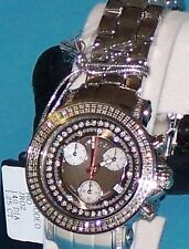 New Authentic womens joe rodeo Rio black JRO2 1.25ct.aprx.140 real diamond watch