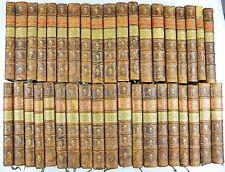 38 BAENDE BUFFON HISTOIRE NATURELLE LEXIKON  NATUR GESCHICHTE BERN 1792 #D819S