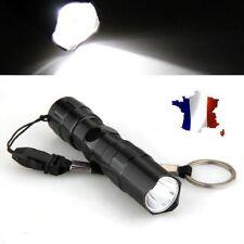 Mini Lampe Torche Puissante-Tactique Militaire-Etanche-LED 3W