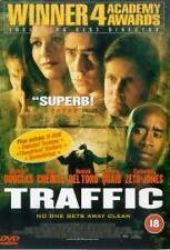 Traffic [DVD] [2001] Michael Douglas & Catherine zeta jones