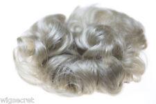 Champagne Blonde Blonde Short Wavy Scrunchie Accessories Hair Pieces
