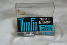 Storm Pre Rapala Vintage Shiner Minnow Clam Shell Box Empty Card Is For Am41