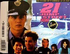 21 Jump Street Theme (1992, by Euro*Vision) [Maxi-CD]