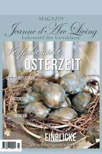 Jeanne d'Arc Living Wohnmagazin 3/2019 Shabby Brocante Vintage