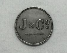 Niederländisch Antillen/Netherlands Antilles/Curacao J x Co,1874,1 Stuiver vz/xf