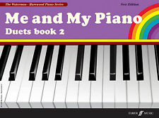 Me And My Piano Keyboard Duets 2 Piano Keyboard Duet Play SONGS FABER Music BOOK
