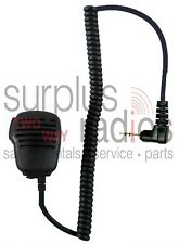 NEW PRYME SPM-163 SPEAKER MIC W 3.5MM AUDIO JACK TC-320 TC320 MOTOROLA TALKABOUT