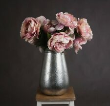 Individual Stunning Large Pink Peony Artificial Faux Flower