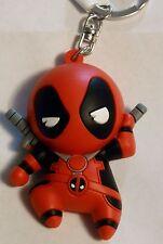 Marvel Figural Keyring Keychain Deadpool A Mint Oop
