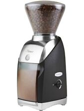 Baratza Virtuoso Conical Burr Coffee Grinder - Silver color, Refurbished