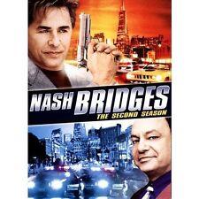 Nash Bridges The Second Season Region 0 5 DVDs