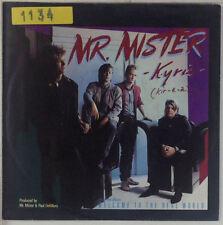 """7"""" single-MR MISTER-Kyrie-s307-Slavati & cleaned"""