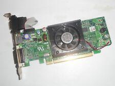 NEW OEM Dell Asus ATI Radeon HD2400 Pro 128MB Video Card PCI-Express x16 - WX085