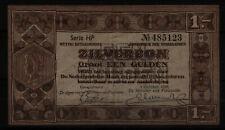 Niederlande, Zilverbon 1 Gulden, Serie HP